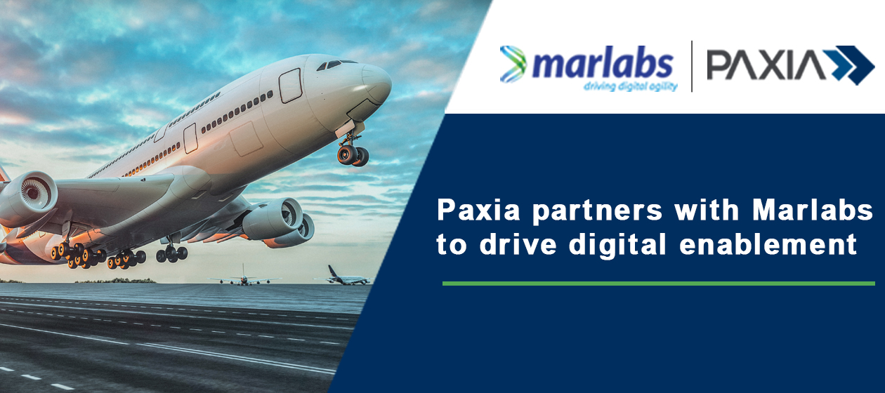 Paxia partners with Marlabs to drive digital enablement