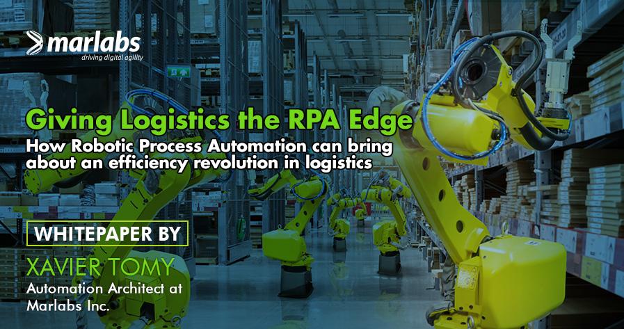 Giving Logistics the RPA Edge