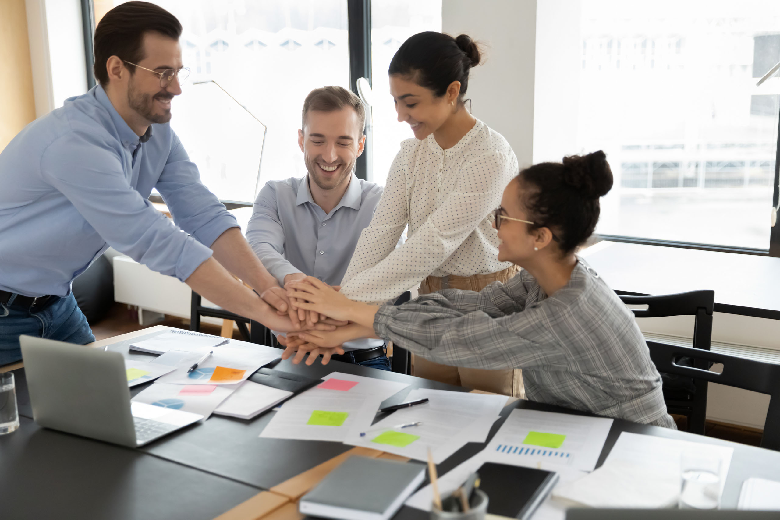 Putting the power to sell in the hands of salespeople