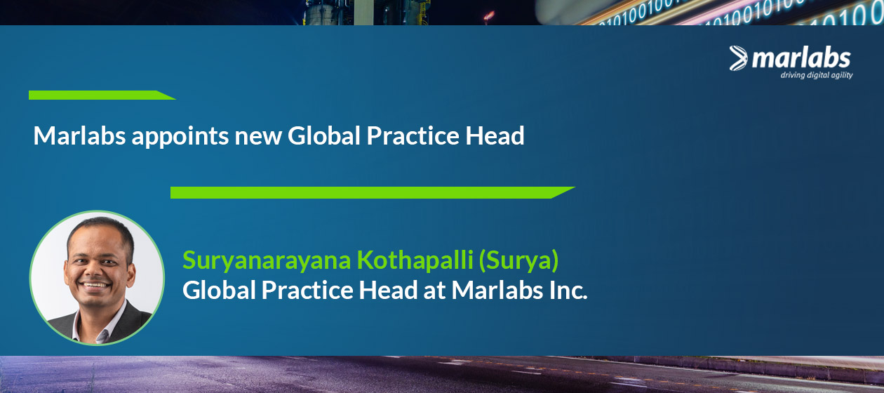 Marlabs appoints new Global Practice Head