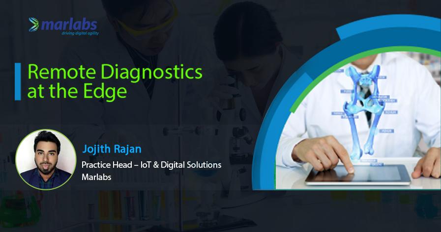 Remote Diagnostics at the Edge