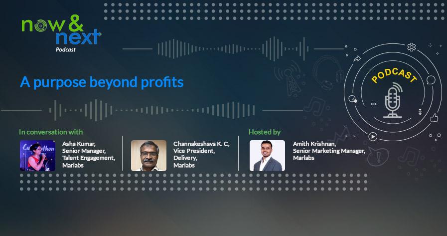 A purpose beyond profits