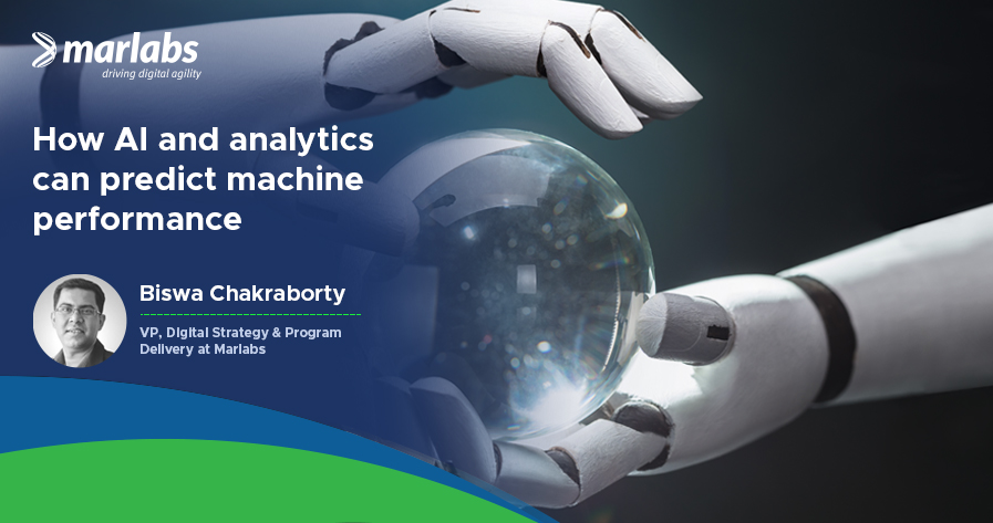 How AI and analytics can predict machine performance