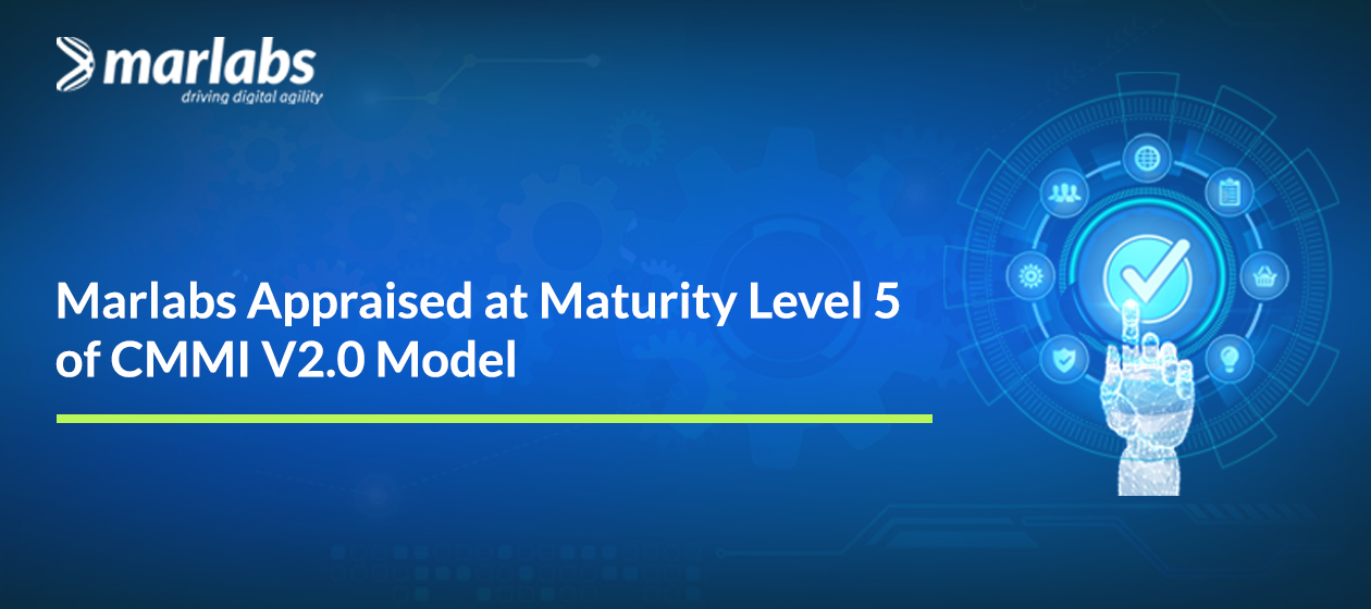 Marlabs Appraised at Maturity Level 5 of CMMI V2.0 Model